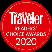 Conde Nast Traveler choice 2020