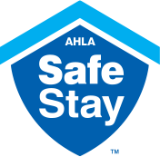 Logo Ahla Safe Stay
